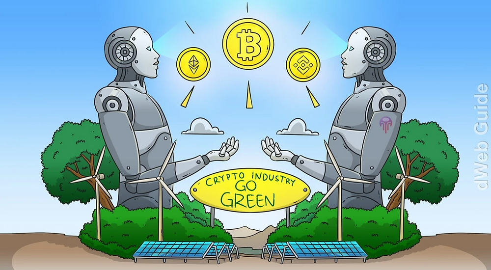 Crypto Industries and the Environment