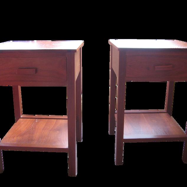 Jarrah Bedside Tables