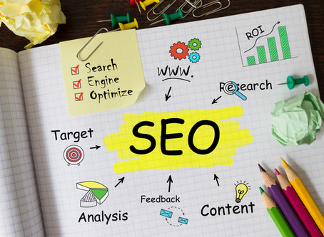 SEO, Content Marketing and Social Media