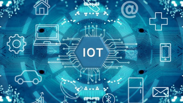 Internet of things decentralized