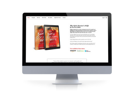 Website for Authors