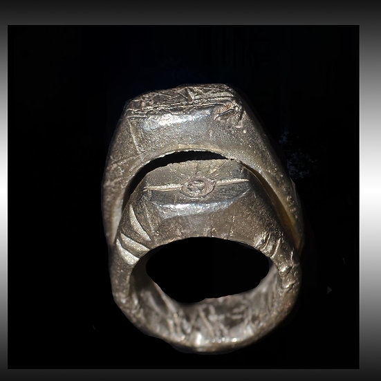 Silver Ring #1008