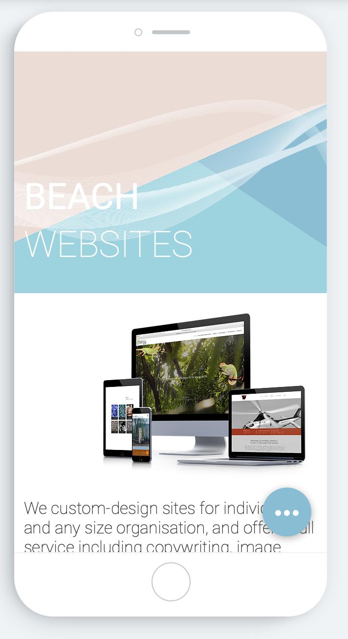 Mobile optimised websites Sydney