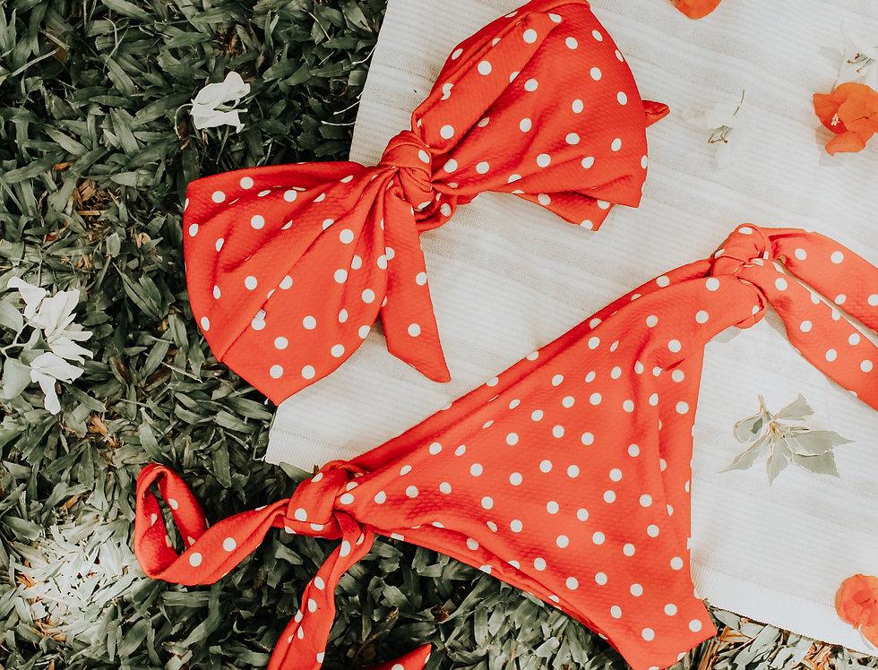 Betty Boop Bikini Set