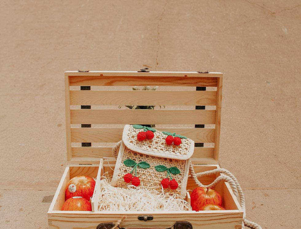 Makena Cherry Bag