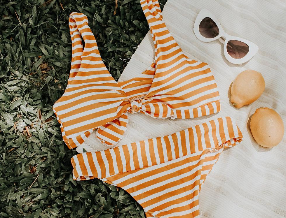 Daisy Bow Bikini Set