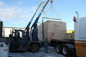 Industrial Export Packaging Calgary Alberta