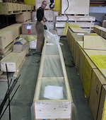 Crating services Calgary