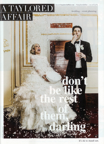 New Yorker Bride Ad