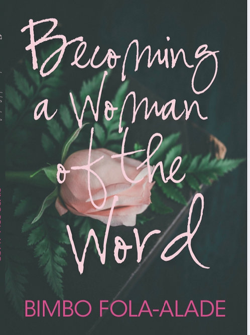 Becoming A woman of the Word - Magbook Version