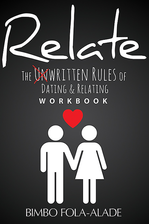 Relate: The Workbook