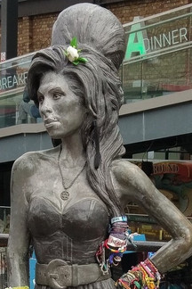 Losing Amy (Reflections on the life and death of Amy Winehouse)