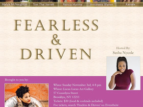 Fearless & Driven: Women's Networking Event!