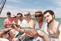 Fishing Wrightsville Beach NC.