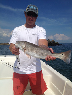 Nice fish Chad!