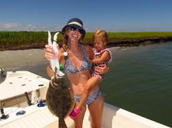 Nice Flounder July 4th 2013