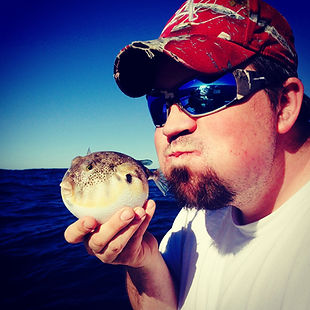 NortherPuffer  Charter Fishing Wilmington North Carolina