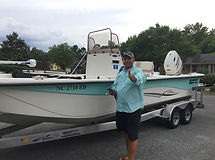 Fishing charters Wilmington NC & Carolina Beach NC