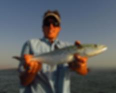 Spanish Mackerel Charter Fishing Wilmington & Wrightsville Beach North Carolina