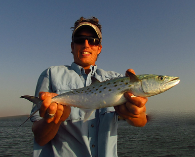 Spanish Mackerel Charter Fishing Wilmington & Wrightsville Beach North Carolina