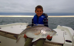 Fine Red Drum 44 inches.