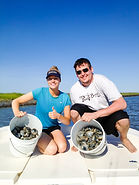 Fishing Charters Wilmington NC| Clam digging
