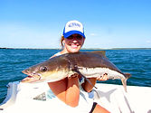 Charter Fishing Wilmington NC area, Family Adventures and Nature Tours