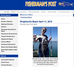Fisherman's Post April 11, 2013