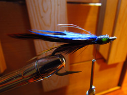 Tying for the spring