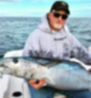Wahoo fishing Wilmington NC