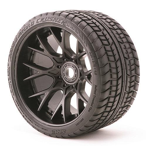 Road Crusher WHD wheels Black pair