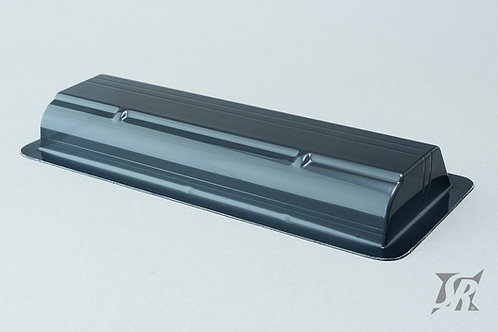 190mm TC Wide wing Black 0.8mm