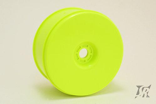 Truggy Wheels Yellow 4pcs