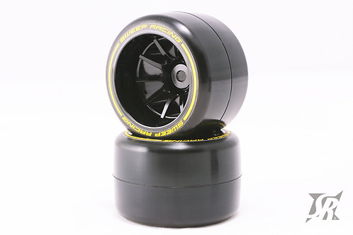 F21 Rear Medium Asphalt tires 2pcs