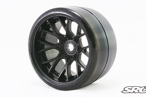 VHT Crusher WHD wheels Black pair