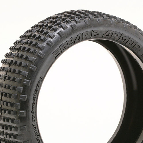 """Square Armor 2.4"""" 4WD Front Tires"""