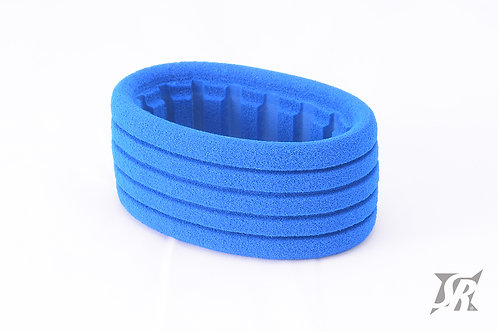 """10th buggy 2.2"""" Rear Closed cell foam Inserts 2pcs"""