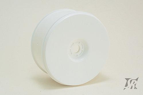 Truggy wheels White 4pcs