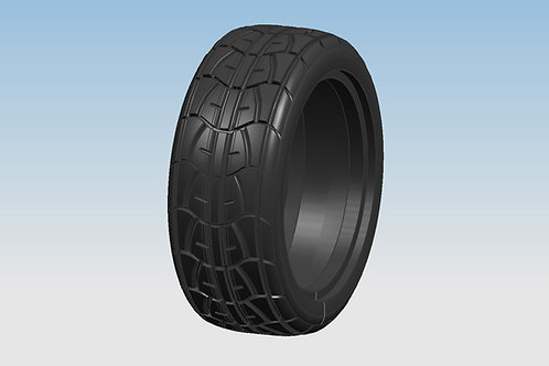 HYDROEDGE Rain tires (only tires) 4pcs