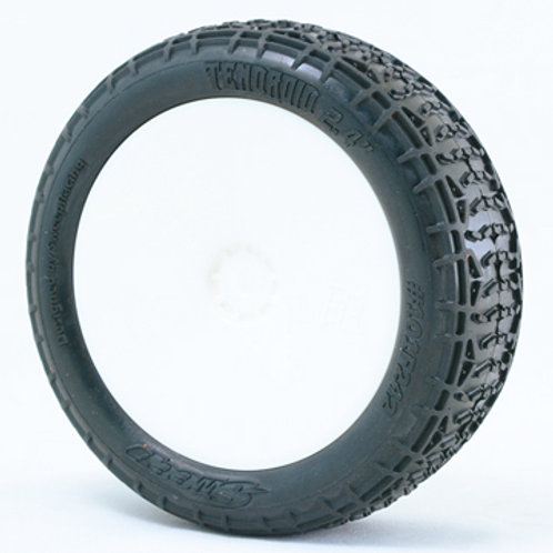 """Tendroid 2.4"""" 2WD Front Tires"""