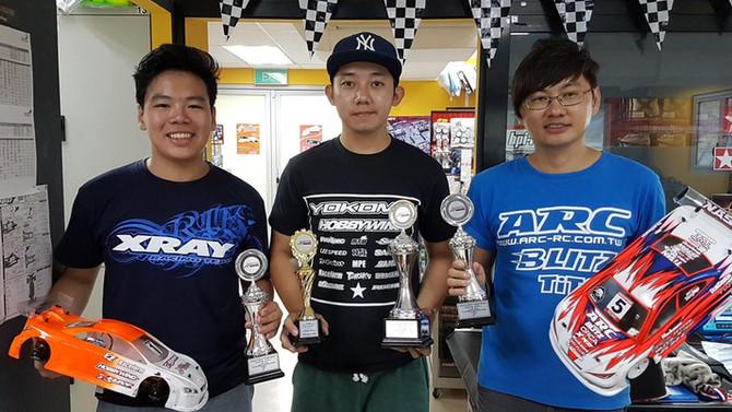 UTS Race series 8