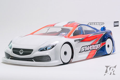 STC-8 190mm TC body shell
