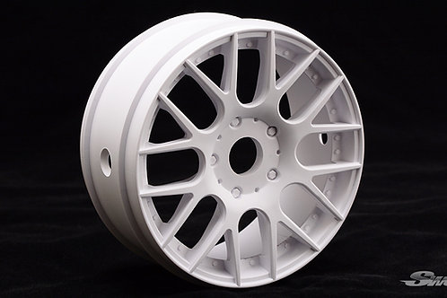 8th GT wheels EVO16 white 4pcs