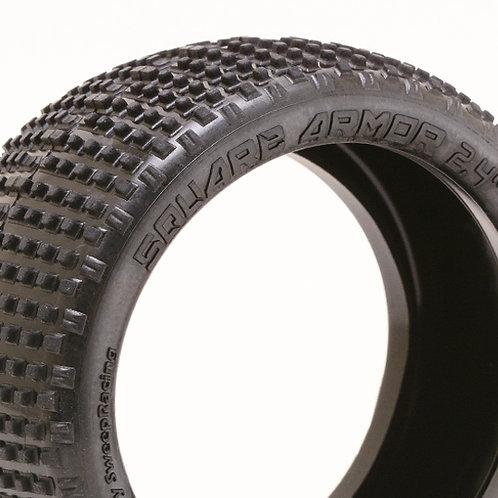 "Square Armor 2.4"" Rear Tires"