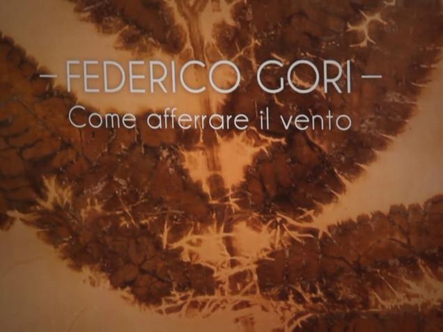 FEDERICO GORI / COME AFFERRARE IL VENTO - OFFICIAL FILM OF THE EXHIBITION