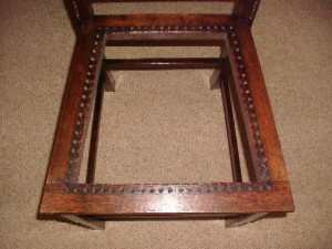Cane chair 1