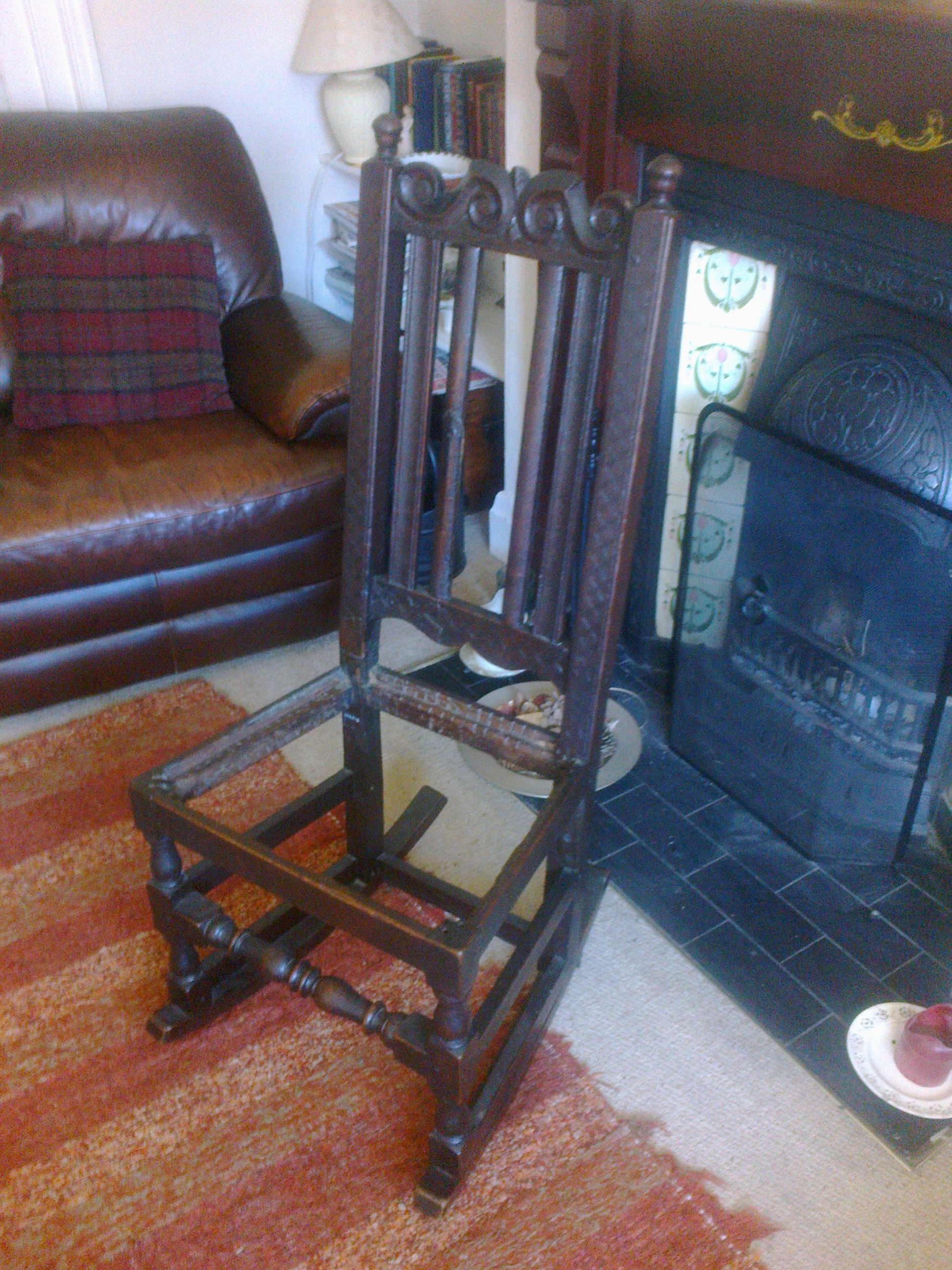 G. Stephenson's chair -2