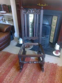 G. Stephenson's chair  - 1