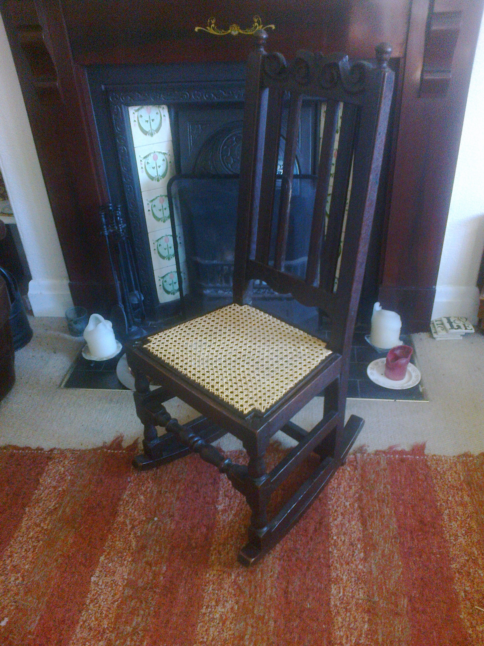 G. Stephenson's chair -5