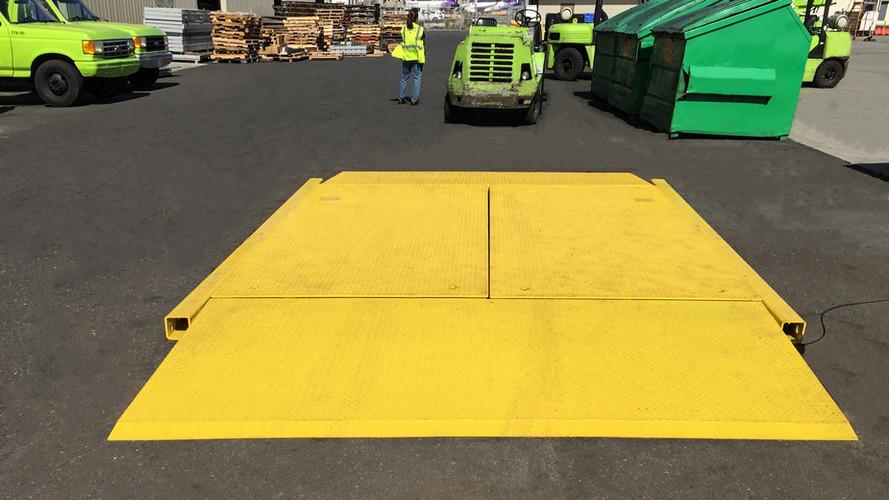 Tuf-loader installed at ontario airport